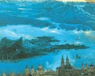 Битва Александра (фрагмент) — Альбрехт Альтдорфер