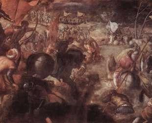 The battle of the Taro — Тинторетто