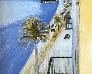 The Bay of Nice — Анри Матисс