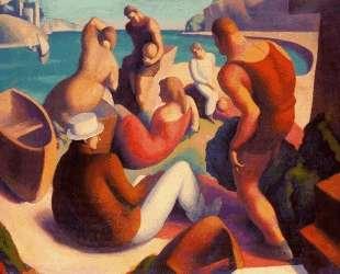 The Beach — Томас Гарт Бентон