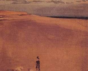 The Beach at Selsey Bill — Джеймс Эббот Макнил Уистлер