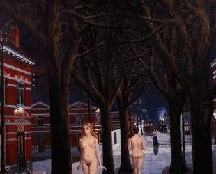 Ночные красавицы — Поль Дельво