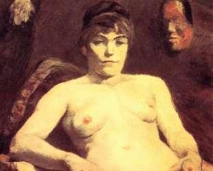 The big Maria, Venus Mintmartre — Анри де Тулуз-Лотрек