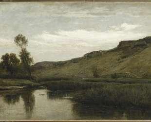 Большая долина в Оптево — Шарль-Франсуа Добиньи