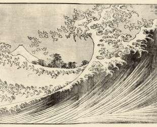 The Big wave — Кацусика Хокусай