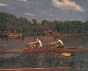 The Biglin Brothers Racing — Томас Икинс