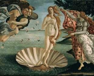 Рождение Венеры — Сандро Ботичелли