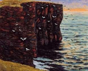 The Black Cliffs at Thurso — Максим Мофра