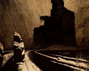 The Black Idol (Resistance) — Франтишек Купка