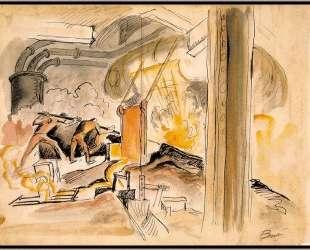 The Blast Furnace — Томас Гарт Бентон