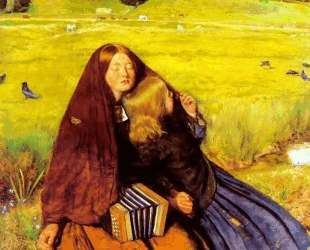 The Blind Girl — Джон Эверетт Милле