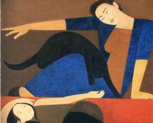 The Blue Robe — Уилл Барнет