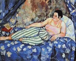 The Blue Room — Сюзанна Валадон