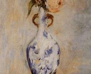 The Blue Vase — Берта Моризо