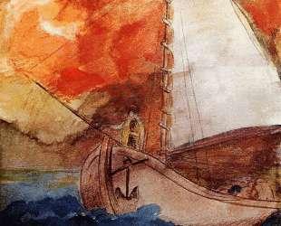 The Boat — Одилон Редон