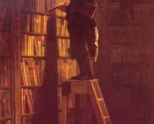 The Book Worm — Карл Шпицвег