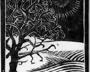 The Borger Oak — Мауриц Корнелис Эшер
