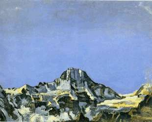 The Breithorn — Фердинанд Ходлер