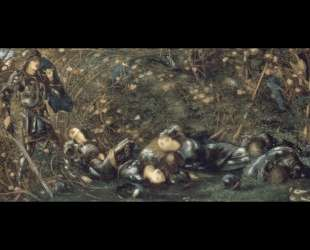 Шиповник. Заколдованный лес — Эдвард Бёрн-Джонс