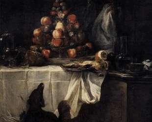 The Buffet — Жан Батист Симеон Шарден