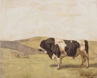 The bull — Фердинанд Ходлер