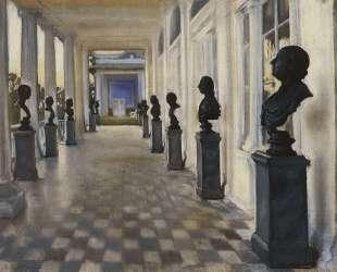 Камеронова галерея в Царском селе — Зинаида Серебрякова