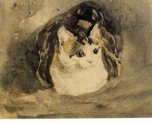 The Cat — Пьер Боннар