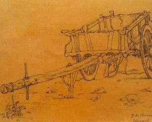 Повозка — Джорджо де Кирико