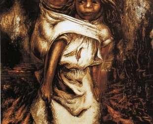 The Child Mother — Давид Альфаро Сикейрос