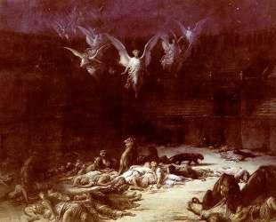 Христианские мученики — Гюстав Доре