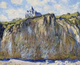 Церковь в Варанжевиле — Клод Моне