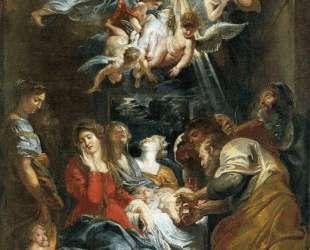 The Circumcision of Christ — Питер Пауль Рубенс
