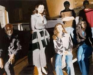 The Clemente Family — Эрик Фишль