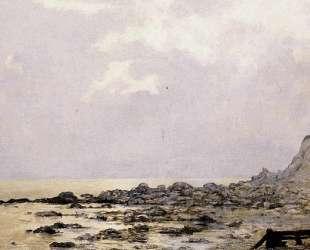 The Cliffs of Douvres — Тео ван Рейссельберге