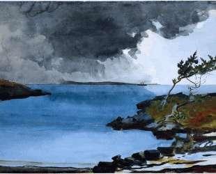 The coming storm — Уинслоу Хомер
