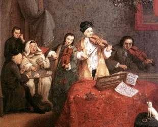 Концерт — Пьетро Лонги