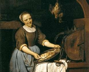 The Cook — Габриель Метсю