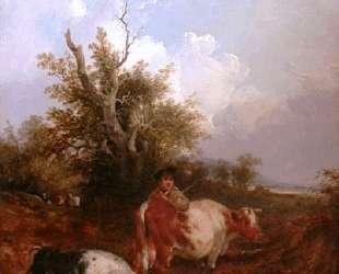 The Cowherd — Уильям Шайер