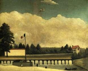 The Dam — Анри Руссо