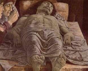 The Dead Christ — Андреа Мантенья