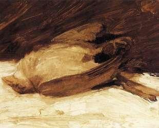 The Dead Sparrow — Франц Марк