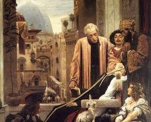 The Death of Brunelleschi — Фредерик Лейтон