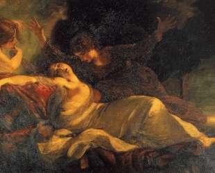 The Death of Dido — Джошуа Рейнольдс