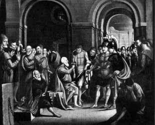 The Death of Socrates — Бенджамин Уэст