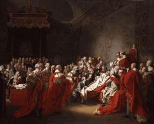 Смерть графа Чатем — Джон Синглтон Копли