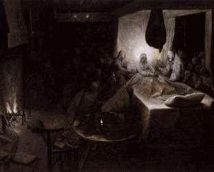 Успение Богородицы — Питер Брейгель Старший