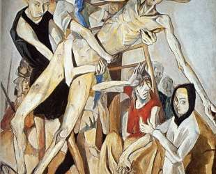 The Descent from the Cross — Макс Бекман