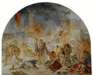 Разрушение Иерусалимского храма — Николай Ге
