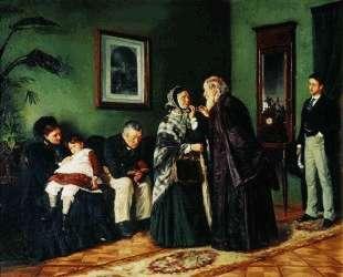 В приемной у доктора — Владимир Маковский