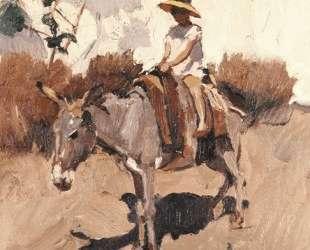 The Donkey — Николаос Литрас